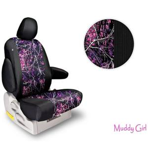 Northwest Two-Tone Muddy Girl Seat Covers