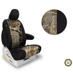 Northwest Two-Tone Realtree AP Grey Seat Covers