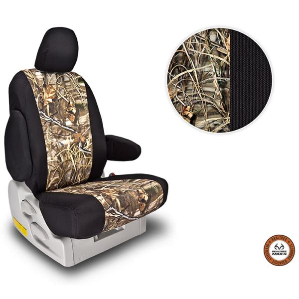 Northwest Two-Tone Realtree Max4 Seat Covers