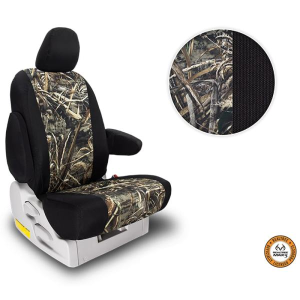 Northwest Two-Tone Realtree Max5 Seat Covers