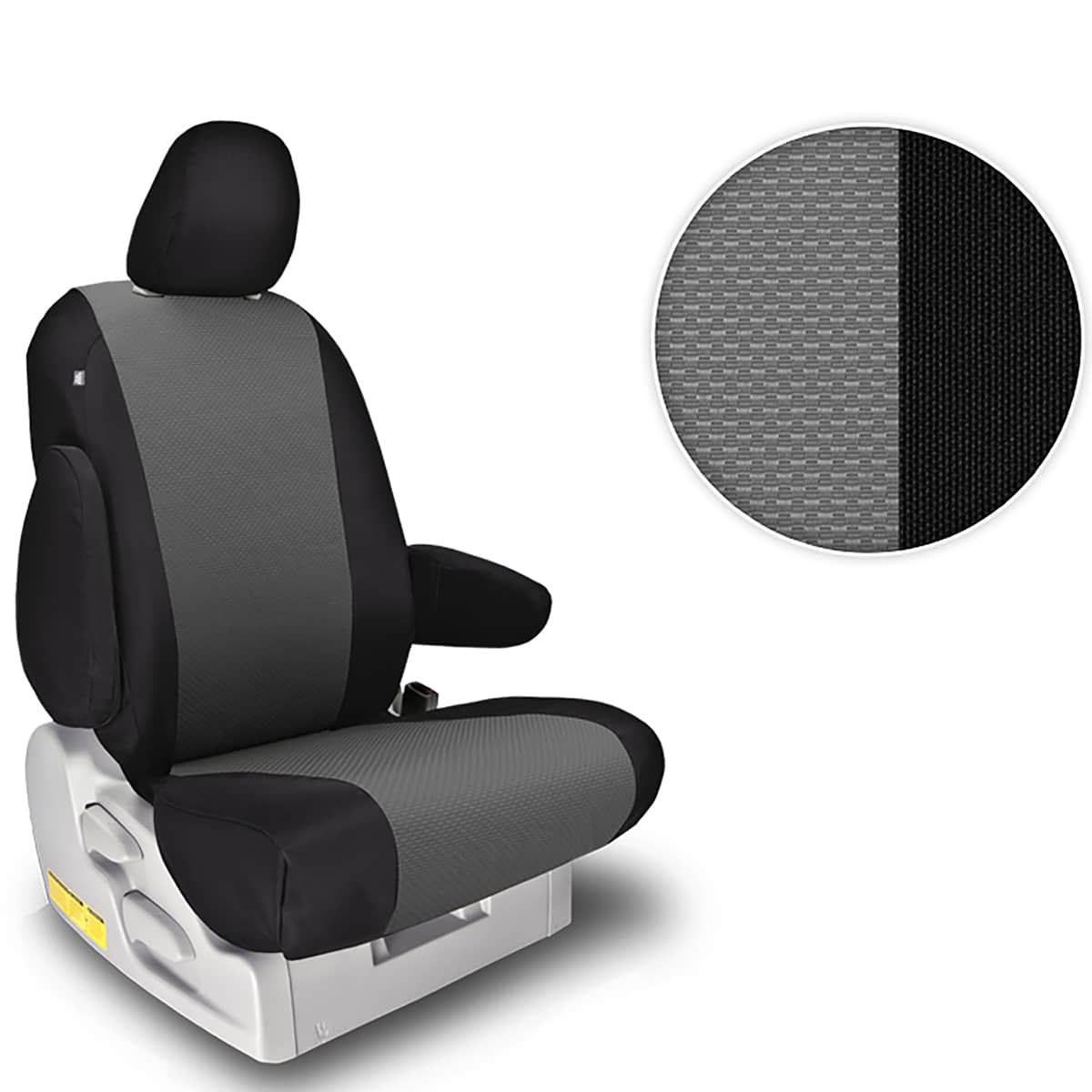 Northwest OE Sport Grey & Black Seat Covers