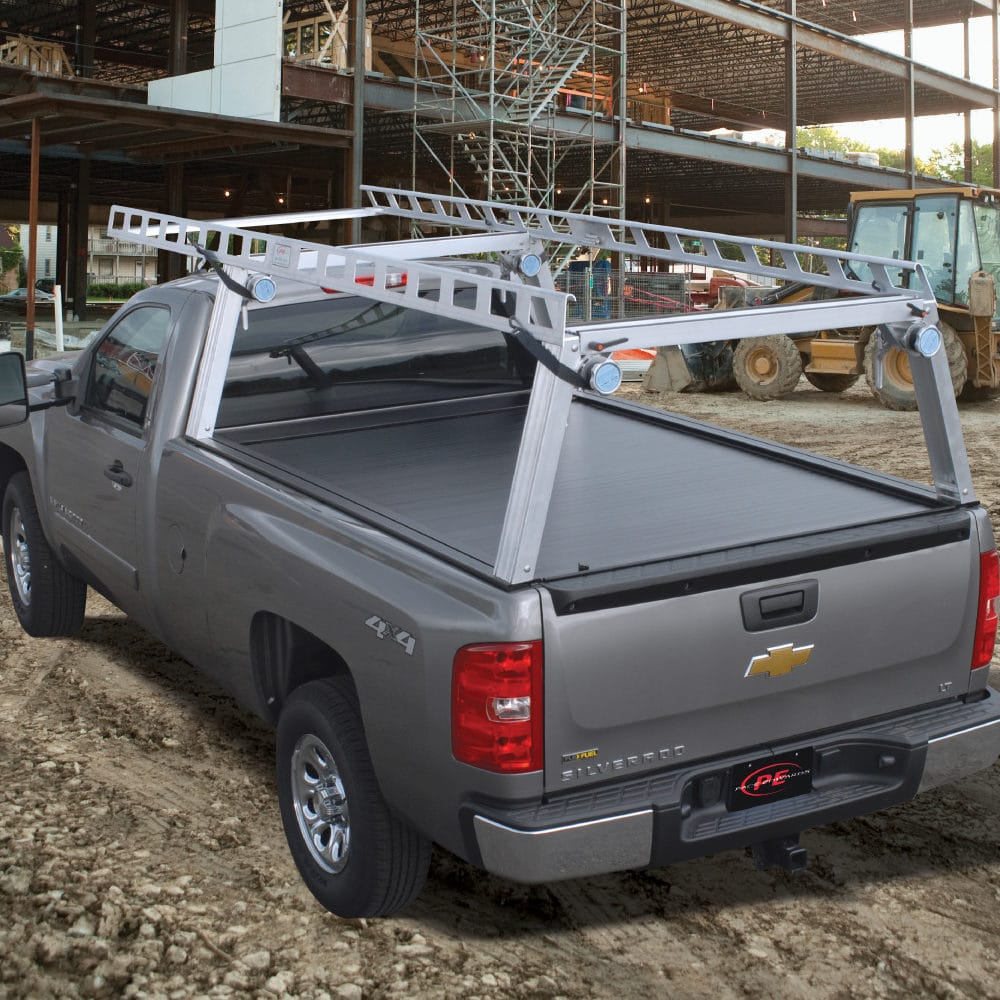 Explorer Rails are Perfect For Work Truck