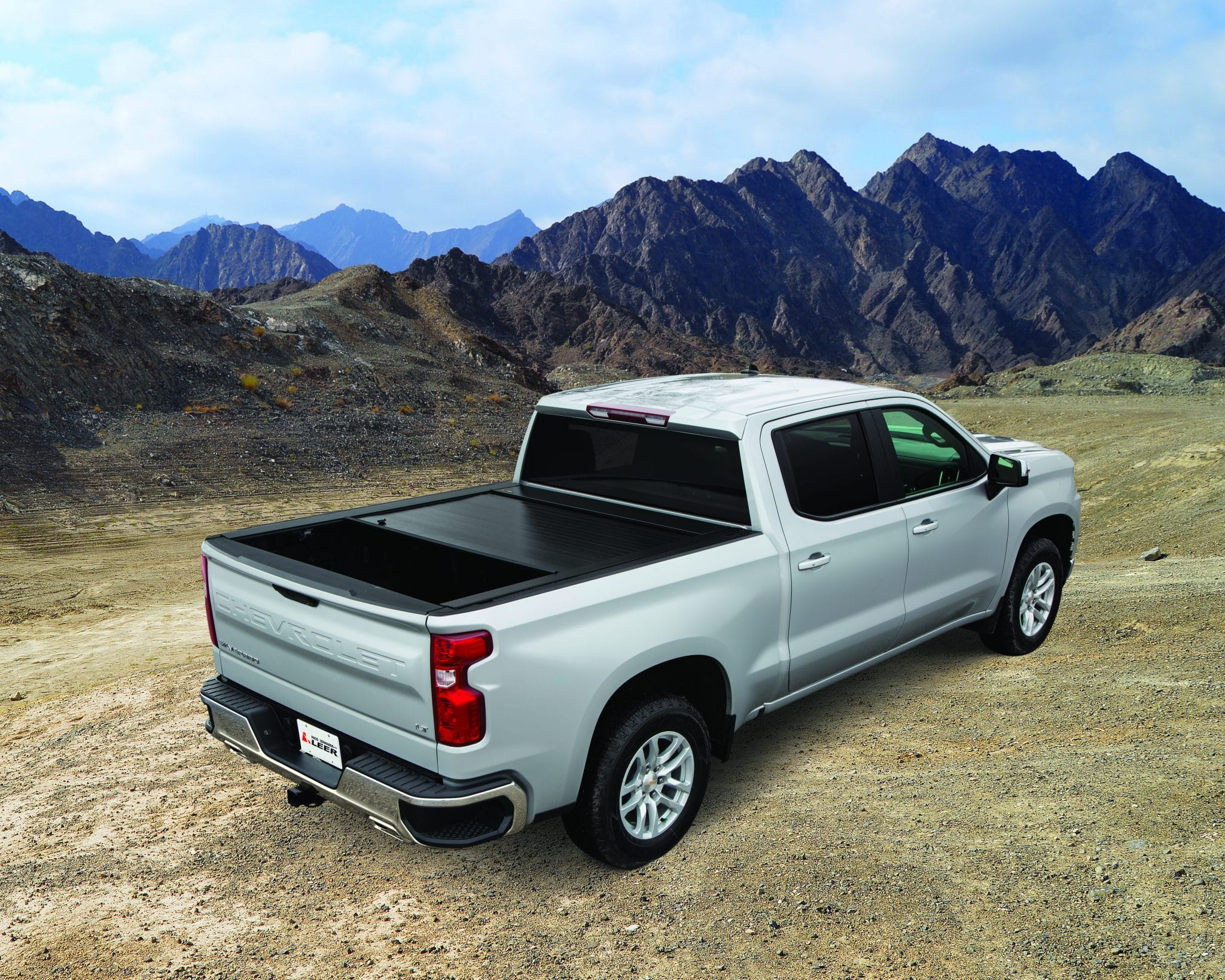 Full Metal Jackrabbit: The Ultimate Work and Sport Truck Bed Cover