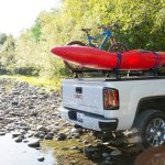 Easily Mounts Kayaks for Convenient Access