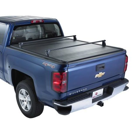Pace Edward Ultragroove Tonneau Cover (rack not included)