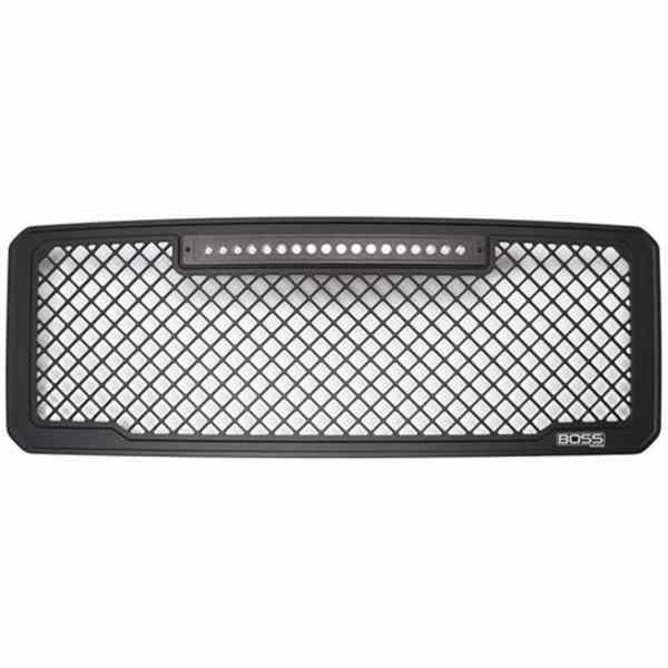 Putco Boss LED Grilles-270531BL
