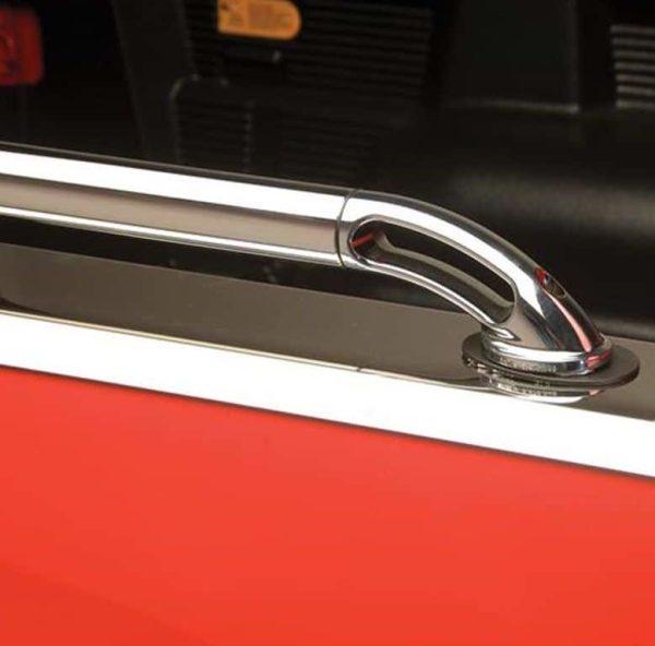 Putco Boss Locker Truck Bed Rails Front