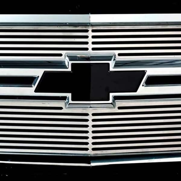 Putco Chevy Bowtie Emblem Kits
