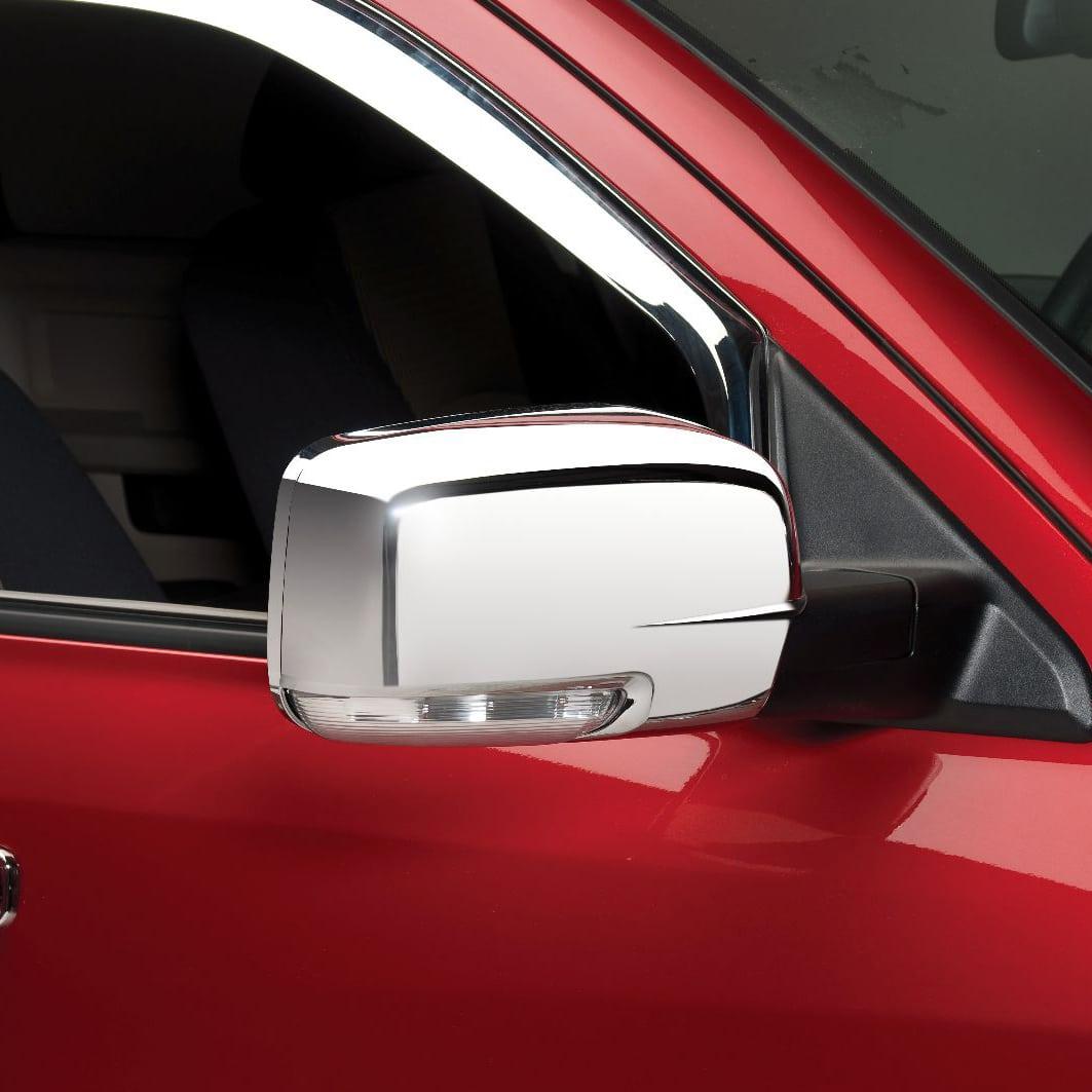 Putco Chrome Mirror Covers Chevy