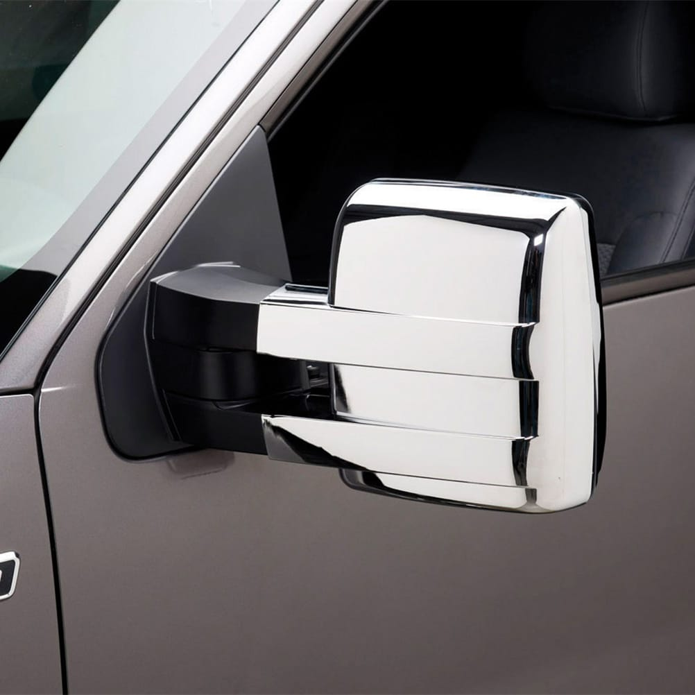 Putco Chrome Mirror Covers Towing Mirror