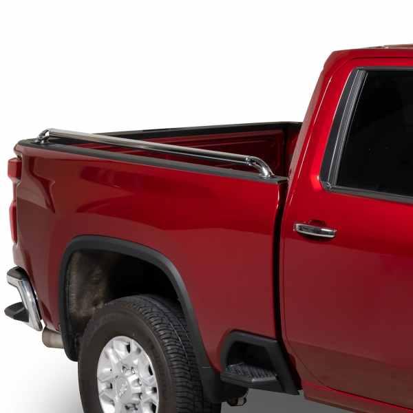 Putco Chrome Stainless Locker Truck Bed Rails