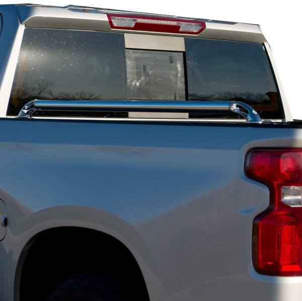 Putco Chrome Stainless Locker Truck Bed Rails