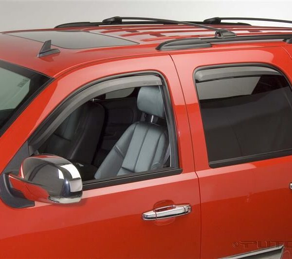 4 Piece Kits - Putco Tinted Window Deflectors