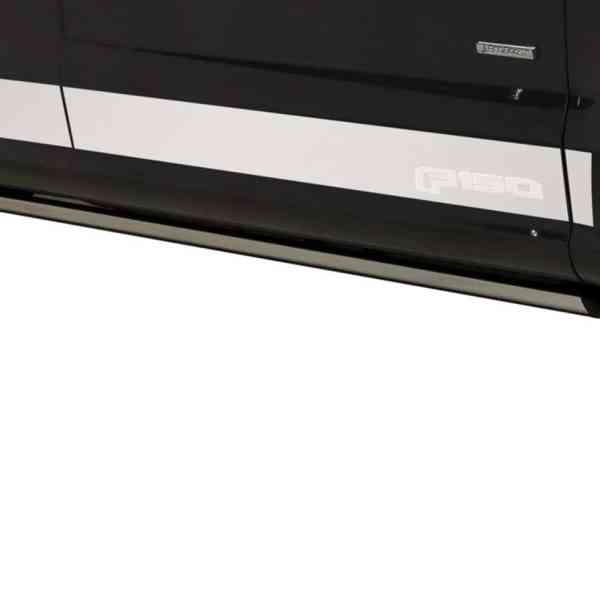 Putco Ford Licensed Stainless Stainless Steel Rocker Panels