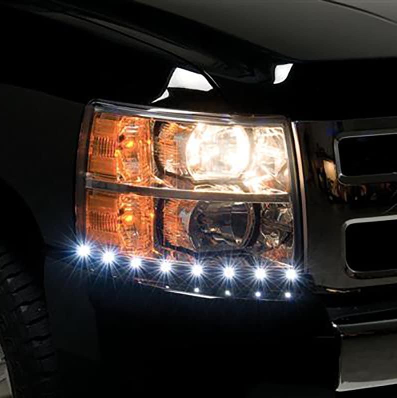 Putco G2 Dayliner LED Headlight Trim
