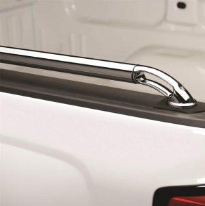Putco GM Licensed Locker Truck Bed Rails