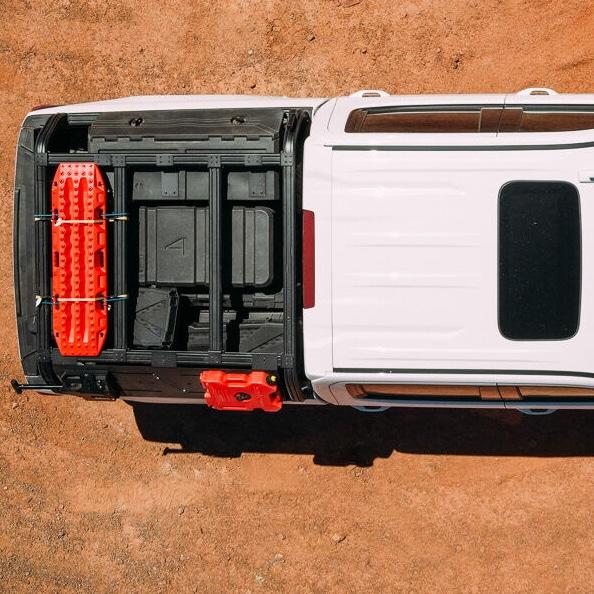 Putco HD Venture TEC Overland Crossrails On Truck