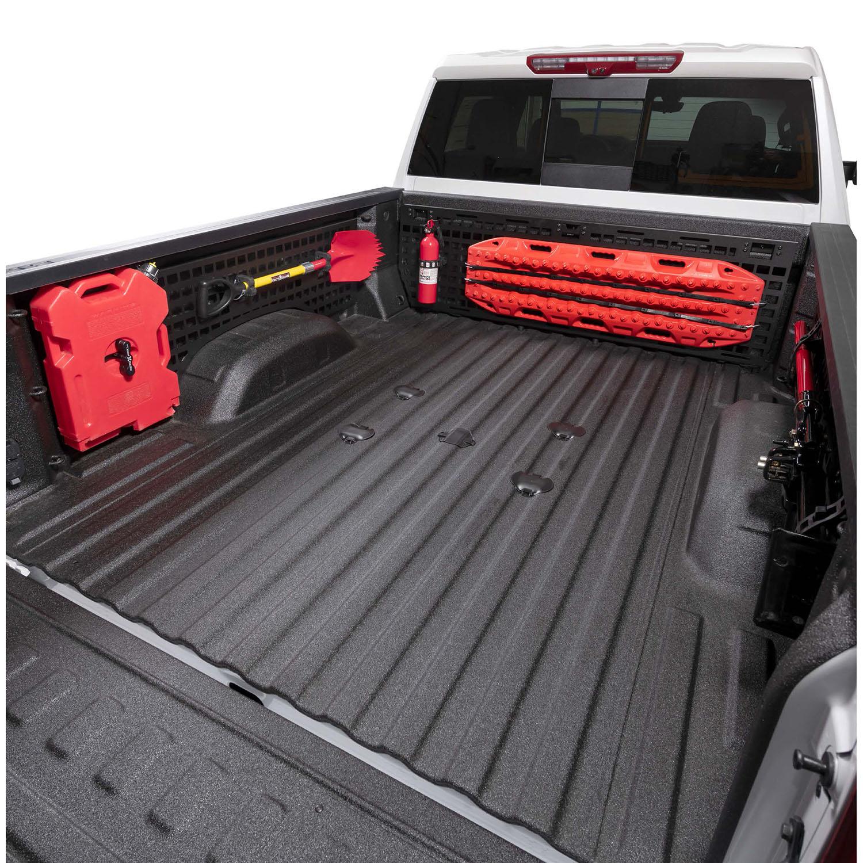 Putco Molle Panels in Truck Bed