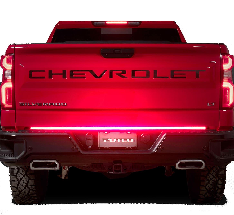 Putco Red & White Blade LED Tailgate Light Bar