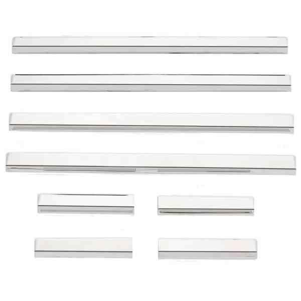 Putco Stainless Steel Door Sill Plates 95172