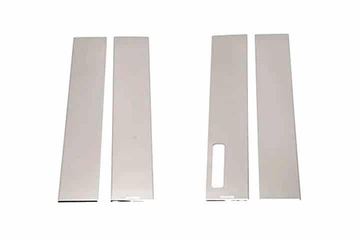 Putco Stainless Steel Pillar Post Trim