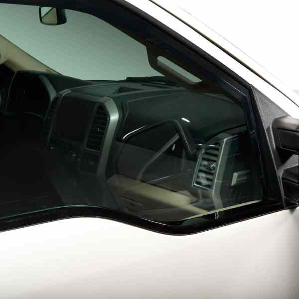 Putco Tinted Window Trim Accents