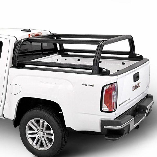Putco Venture Tec Overlander Truck Rack on Chevy Colorado