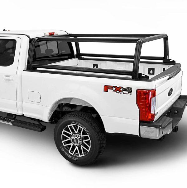 Putco Venture Tec Overlander Truck Rack on Ford SuperDuty