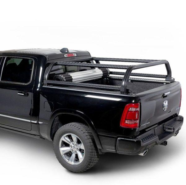 Putco Venture Tec Overlander Truck Rack on Ram Truck