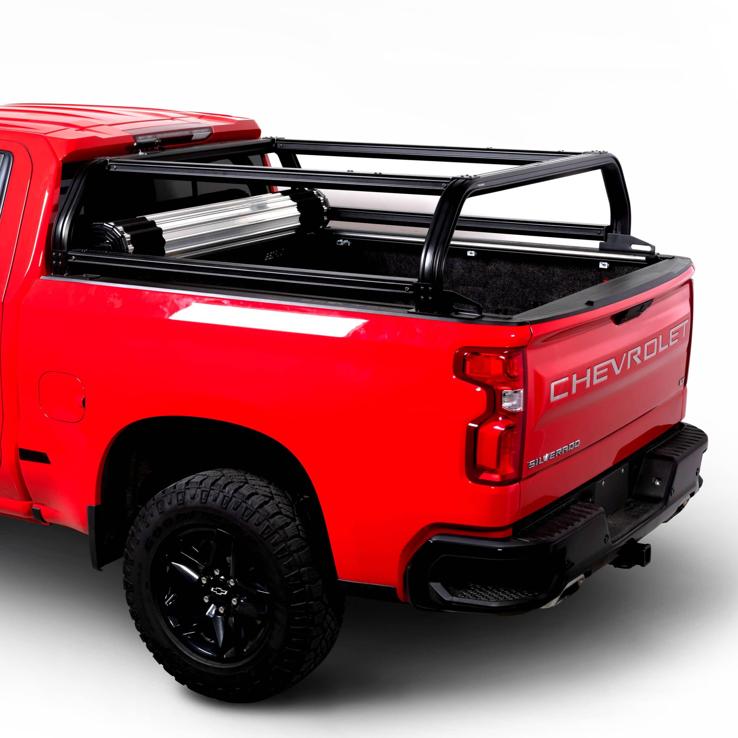 Putco Hd Venture Tec Overlanding Truck Rack Rhr Swag