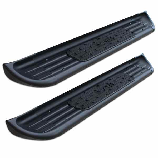 """Raptor Black 7"""" SSR Running Boards"""