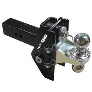 RHR 12K Shock Drop Cushion Hitch Ball Mounts