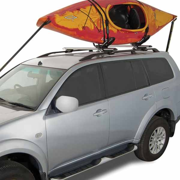 S510 Kayak Carrier Installed & Loaded