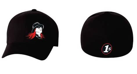RHR Flex Fit Hat Front & Back