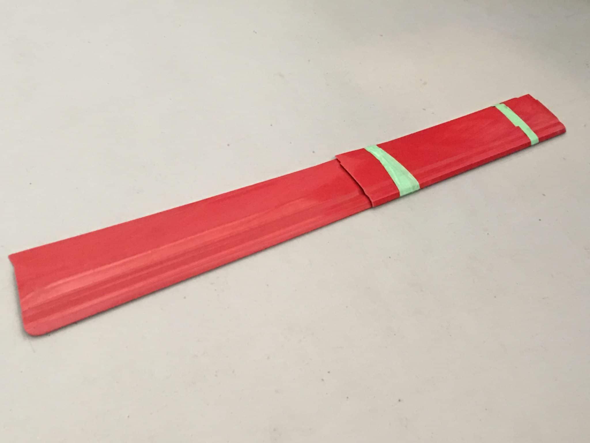 RHR Red Modified Rocker Panel Kit