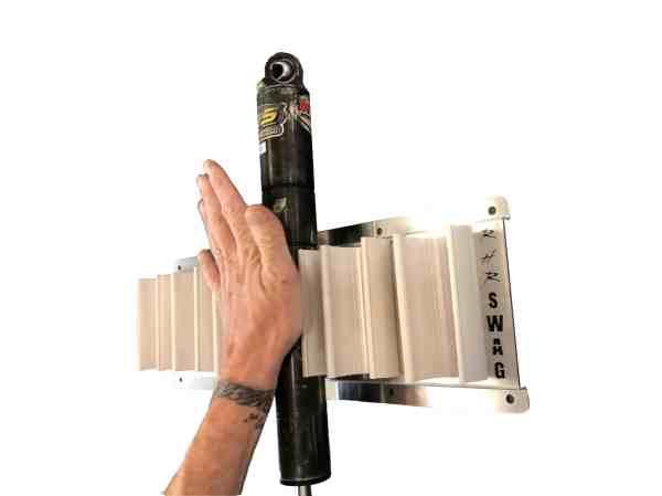 RHR K2 6 Pack Shock Rack - Snap It In 2
