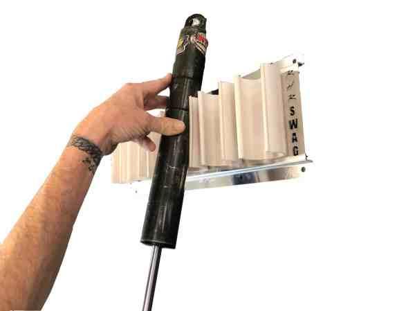 RHR K2 6 Pack Shock Rack - Snap It In 1