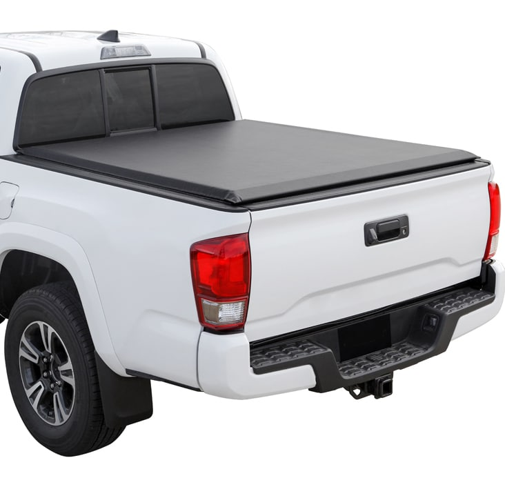 RHR XL Rollup Cover on Toyota Truck
