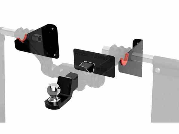 Kick Plate To Protect Your Wall From Hitch