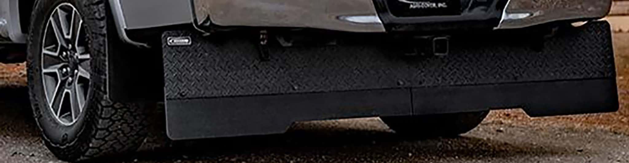 RockStar Full Width Towing Mud Flaps
