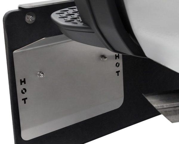 RockStar Heat Shield for Mud Flaps