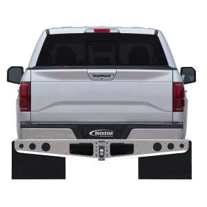 RockStar Universal Hitch Mount Mud Flaps
