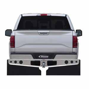 RockStar Universal XL Hitch Mount Mud Flaps