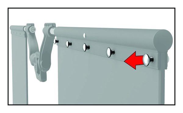 Pull Carriage Bolt Outward