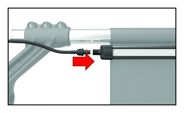 Plug and Play Standard 4 Wire Flat Trailer Connector