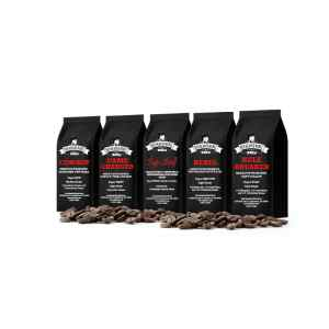 RHR Brew Coffee Sample Pack