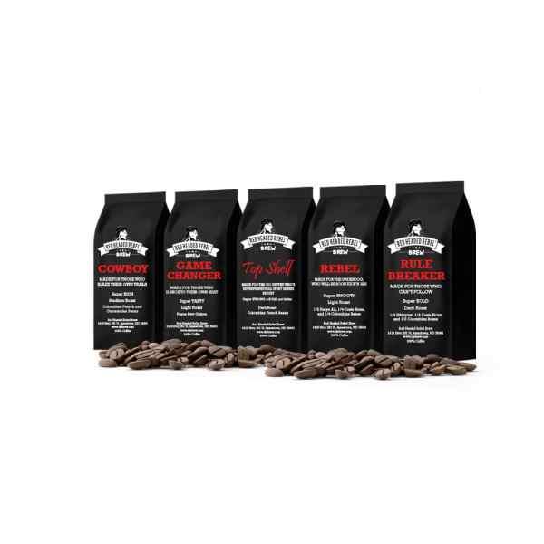 RHR Brew Coffee Sample Pack