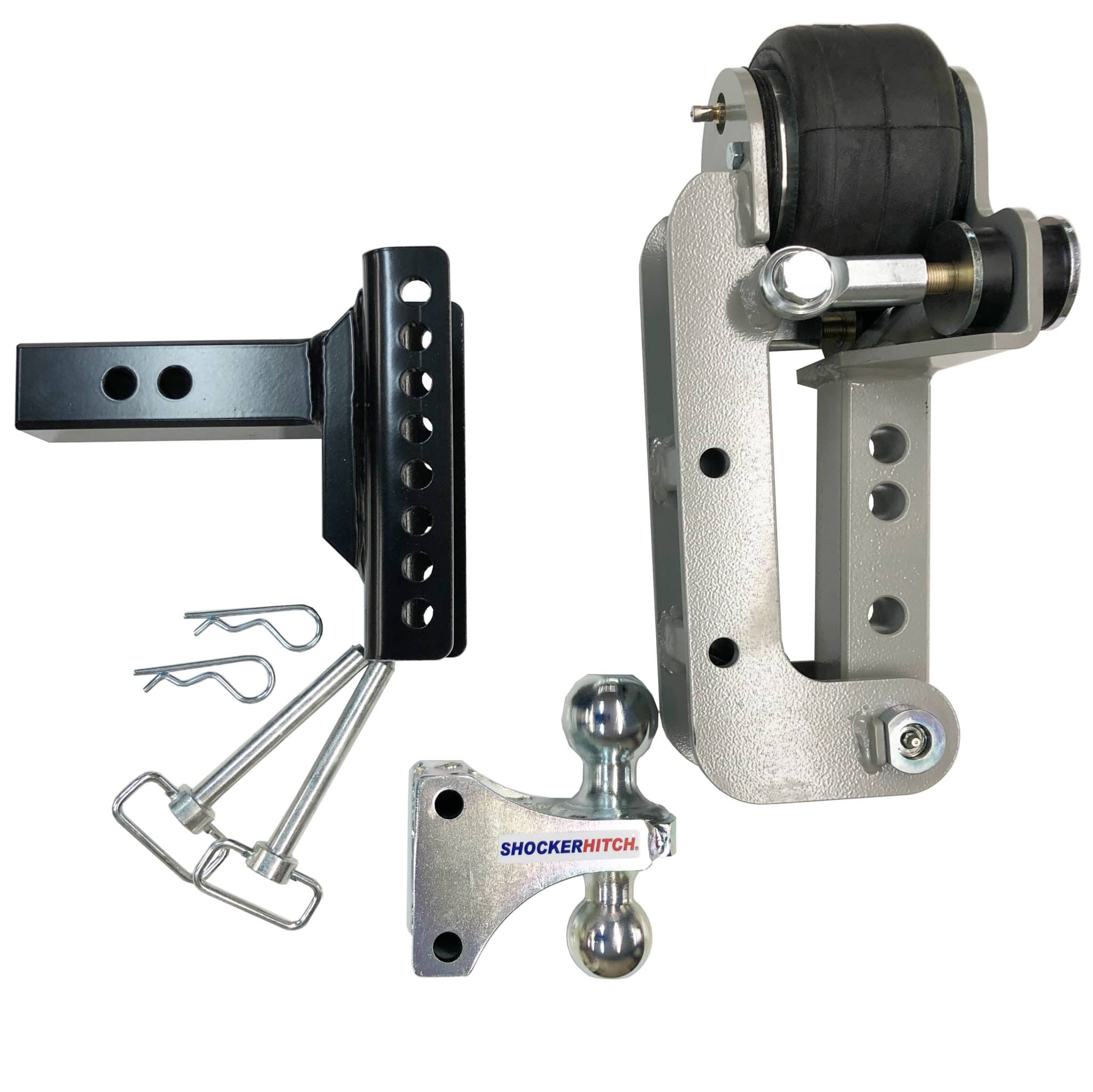 Shocker Air Equalizer with XR Ball Mount & Combo Ball