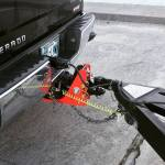 Shocker HD 16K AIr Hitch Installed