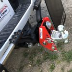 Shocker Impact Cushion Hitch Ready To Tow